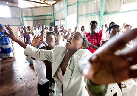 Surprise: The African Church Is Not Very Charismatic