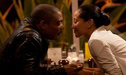 "Jeffrey ""Ja Rule"" Atkins & Adrienne Bailon in I'm In Love With a Church Girl"