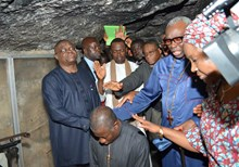 Why Nigeria's President Just Visited (Almost) Every Pilgrimage Site in Israel