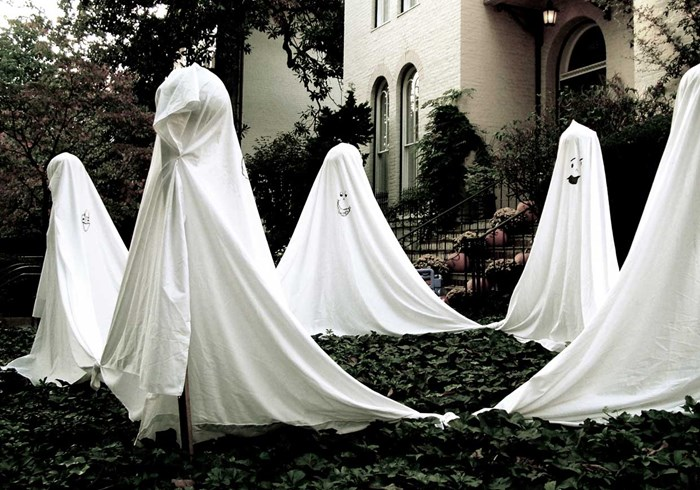 Ghost Stories for the Christian Soul
