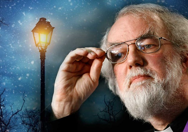 Q+A: Why Rowan Williams Loves C.S. Lewis