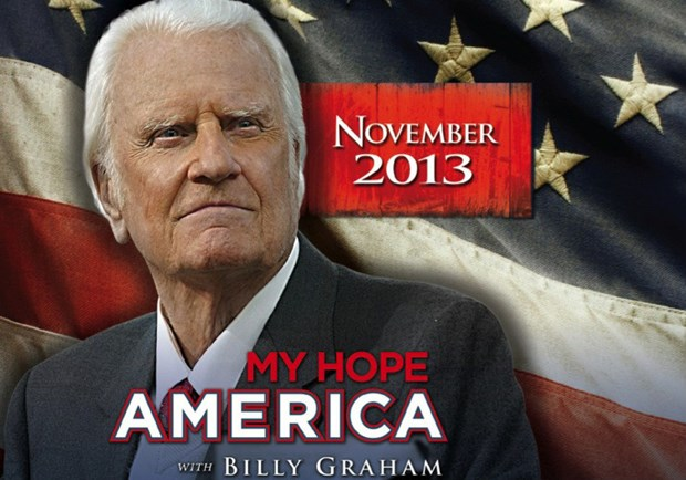 Billy Graham's Last Crusade: America Actually 58th Country To Host 'My Hope'