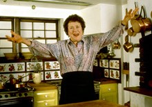 How Julia Child and Tim Keller Schooled Me In Femininity