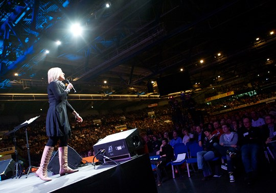 Christine Caine: Trust God to Open Doors for Women