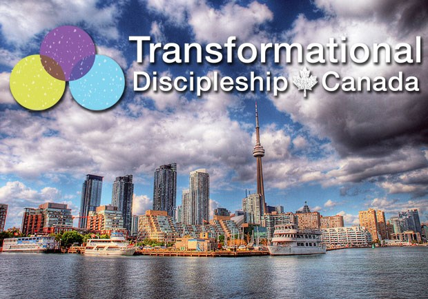 New Research: Discipleship in Canada
