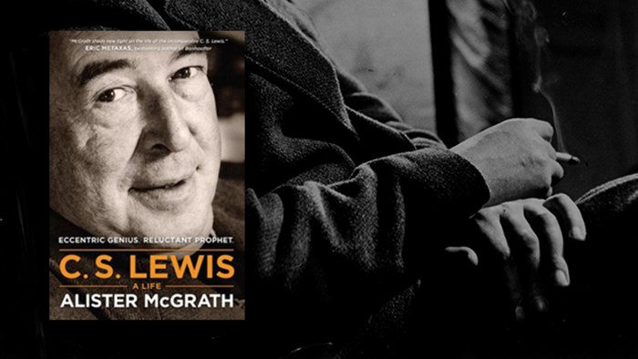 Does C. S. Lewis Have Something to Hide?