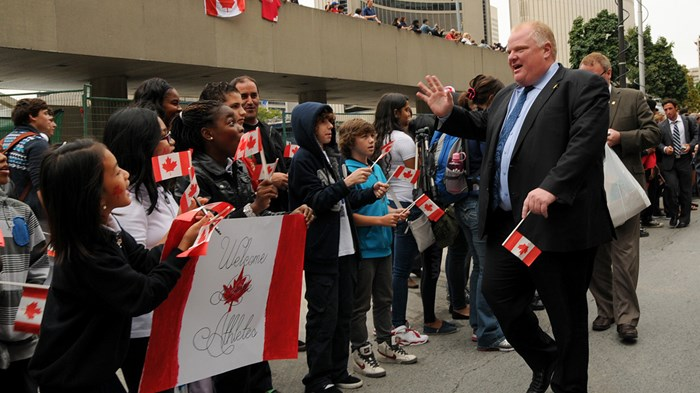 Rob Ford: The Good City's Bad Mayor