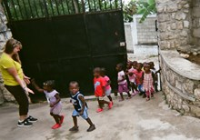 Karen Kingsbury Helps Haiti Orphans Benefit from Black Friday Sales