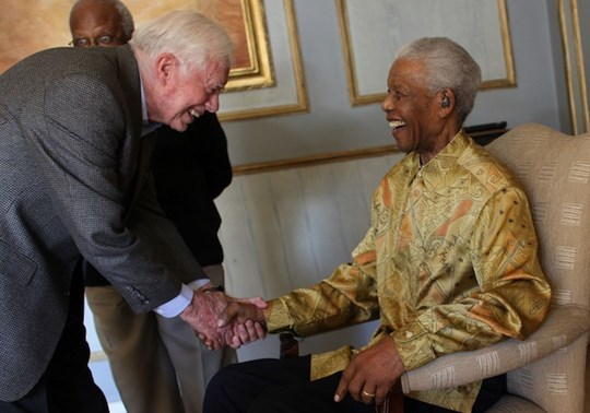 A South African Pastor Shares Why South Africans Honour Nelson Mandela