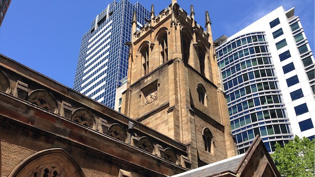 Church Journeys: Church Hill (St. Philip's York Street Anglican)