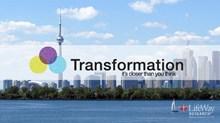 Saturday is for Seminars: Transformation Toronto