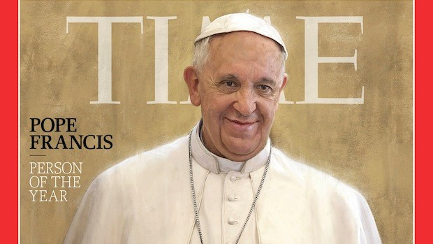 Pope Francis, TIME's Person of the Year, and What Evangelicals Might Learn