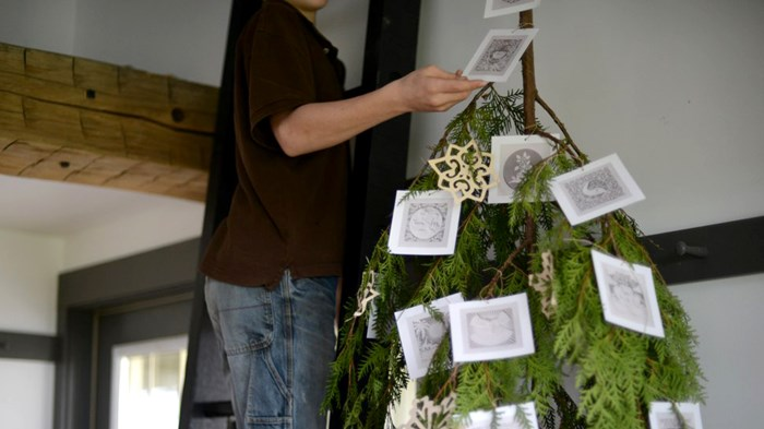 Ann Voskamp's Simple, Upside-Down Christmas