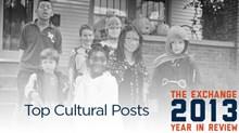 Top Cultural Posts of 2013
