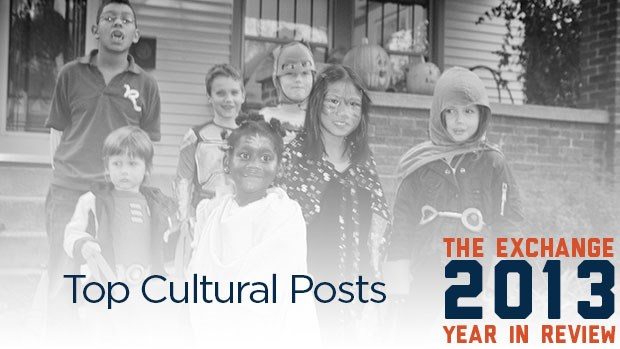 Top Cultural Posts of 2013