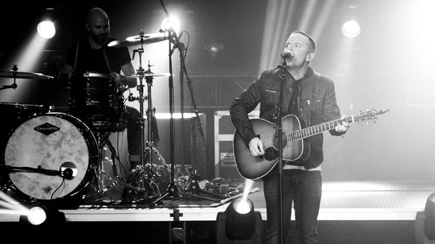Chris Tomlin: On Top of the World