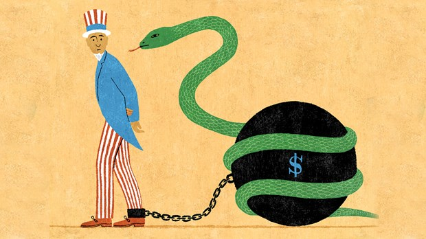 Three Views: Is the $17 Trillion Federal Debt Immoral?