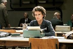 Barbara Sukowa in 'Hannah Arendt'