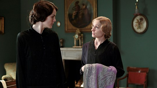 Let's Talk About What Happened on Downton Abbey