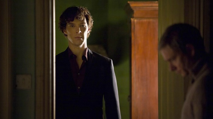 Why Women Want Sherlock