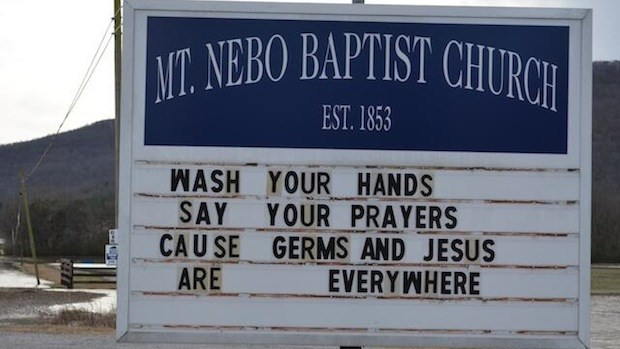 Church Signs of the Week: 1/24/14