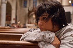 Vanessa Hudgens in 'Gimme Shelter'