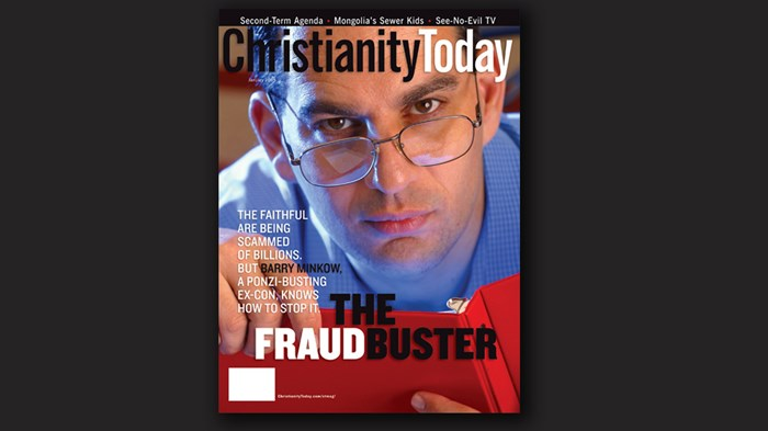 Fraudbuster Barry Minkow Convicted of Cheating His Own Church Out of $3 Million
