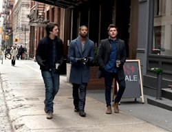 Miles Teller, Michael B. Jordan, and Zac Efron in 'That Awkward Moment'