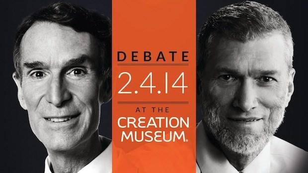 Americans and the Creation v. Evolution Debate