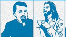 Pouring Coffee with Jesus