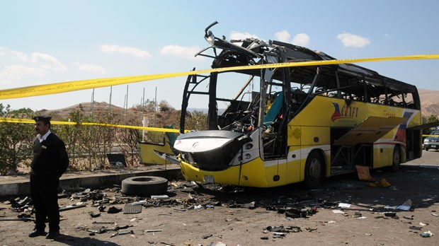 Suicide Bus Bombing Kills South Korean Christians on Holy Land Pilgrimage