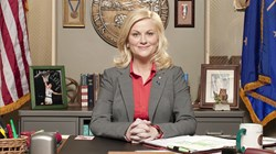 Amy Poehler in 'Parks and Recreation'