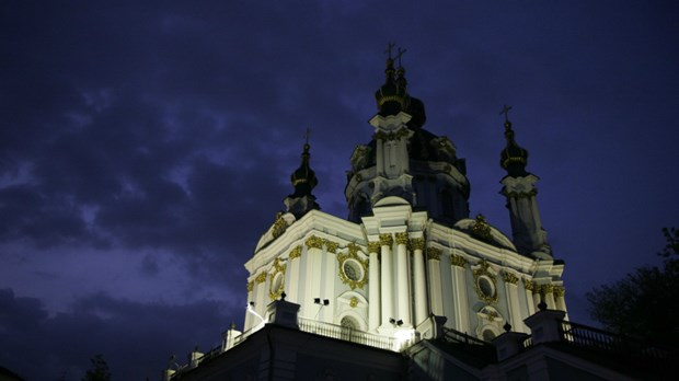 Pastors Hope All-Night Prayer Vigil Prevents Russia from Invading Ukraine
