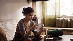 Nimrat Kaur in 'The Lunchbox'