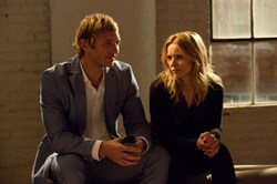 Kristen Bell and Ryan Hansen in 'Veronica Mars'