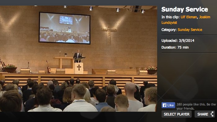 Conversion of Sweden's Most Influential Pastor Causes 'Pain and Disillusion'