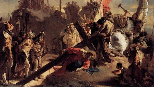 The Passion of Christ and the Plight of our Undocumented Neighbors, a Guest Post by Noel Castellanos