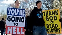 Hate and How to Overcome It: How Should We Respond to the Tragic Death of Fred Phelps?