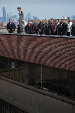 Shailene Woodley in 'Divergent'