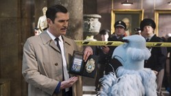 Ty Burrell in 'Muppets Most Wanted'
