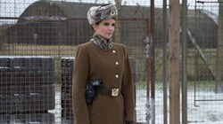 Tina Fey in 'Muppets Most Wanted'
