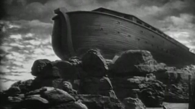 The Genesis of 'Noah'