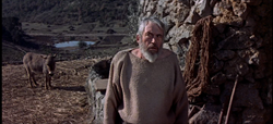 "John Huston as Noah in 'The Bible: In the Beginning..."" (1966)"