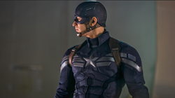 Chris Evans in 'Captain America: The Winter Soldier'