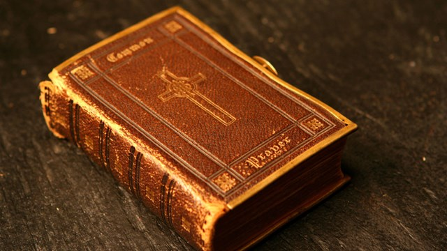 The Book of Common Prayer Is Still a Big Deal