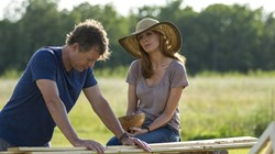 "Greg Kinnear and Kelly Reilly in ""Heaven Is For Real"""