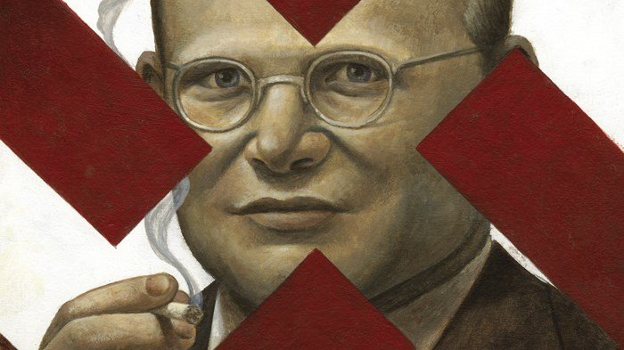 Bonhoeffer Against the World