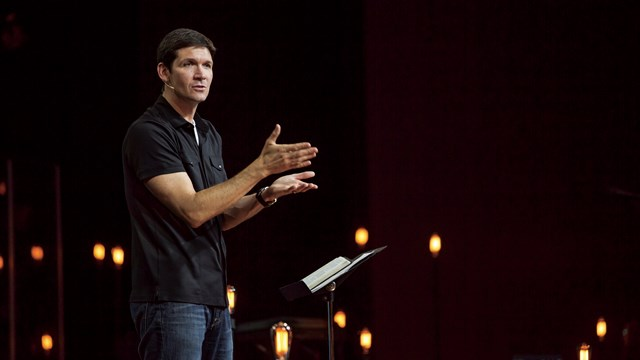 Matt Chandler, the Preacher Stung by Joy