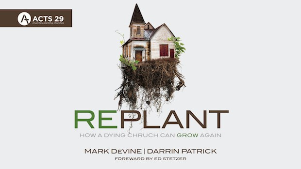 Replant: Book and Case Study: Redeemer Fellowship Kansas City