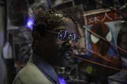 Jamie Foxx in 'The Amazing Spider-Man 2'